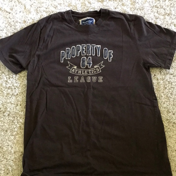 c34bf6fd bluenotes Shirts | Mens Xl 100 Cotton Brown Tshirt Great Condition ...
